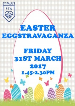 Easter Eggstravaganza poster 2017 copy