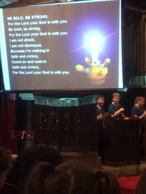 Junior Christingle107