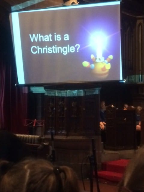Junior Christingle109