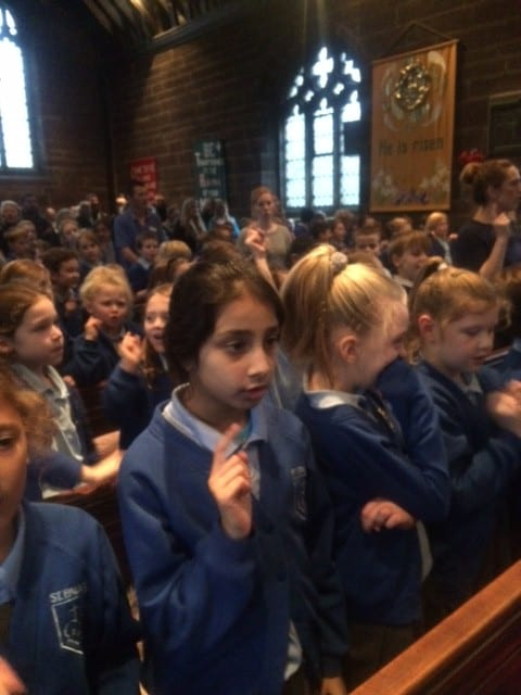 Junior Christingle110