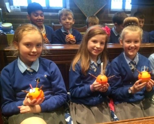Junior Christingle115