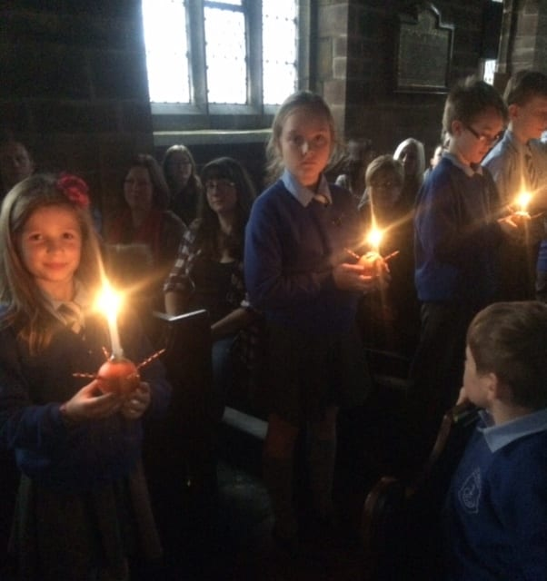 Junior Christingle116