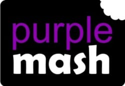 Purple mash icon