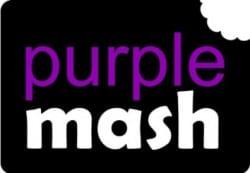 Purple mash icon